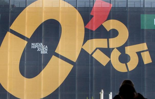 El euríbor vuelve a bajar y se sitúa en el 1,254 por ciento en su cotización diaria