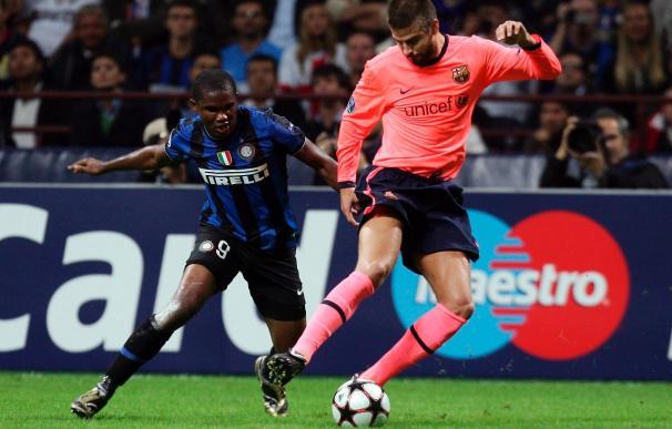 """Samuel Eto'o afirma que """"jugar contra el Barcelona tras cinco años fue muy extraño"""""""