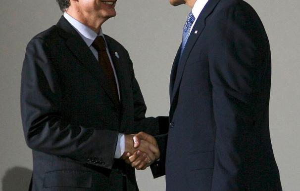 Zapatero se reunirá con Obama el 13 de octubre en la Casa Blanca