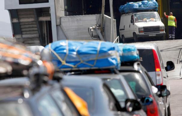 La línea Ceuta-Algeciras pierde un 17% de pasajeros, lo que se asocia con el Ramadán