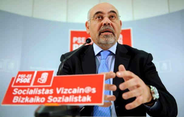 Pastor se presenta a la reelección como secretario general del PSE de Vizcaya