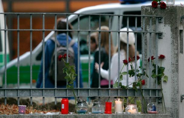 """El agresor de Ansbach planeó el ataque y lo tituló """"Apocalipsis"""" en el calendario"""