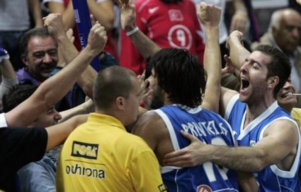Grecia será el rival de España en semifinales del Eurobasket
