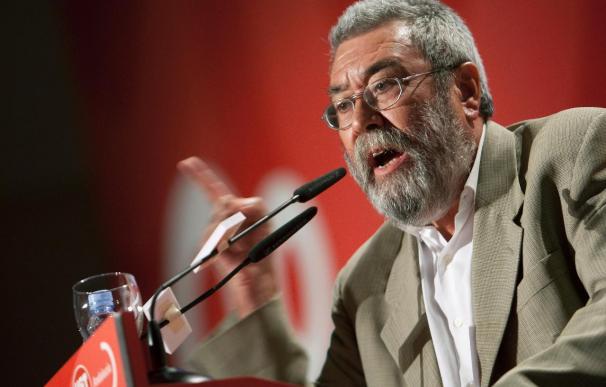 Cándido Méndez cree que las cajas fueron corresponsables de la crisis