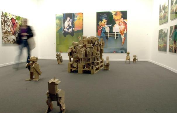 La crisis en el Arte presente en la quinta edición de la Noche de las Galerías en Madrid