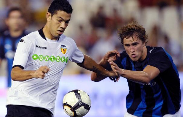 El Valencia puede lograr ante el Génova mejor su racha sin perder en Europa en la última década