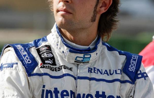 El español Andy Soucek, a una victoria del título de campeón en Fórmula 2