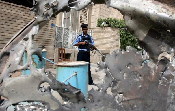 Al menos siete muertos y veintiún heridos en un atentado al sur de Bagdad
