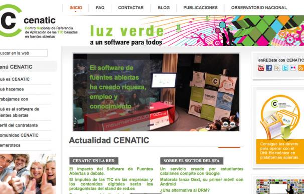 Software Freedom Day en Cenatic