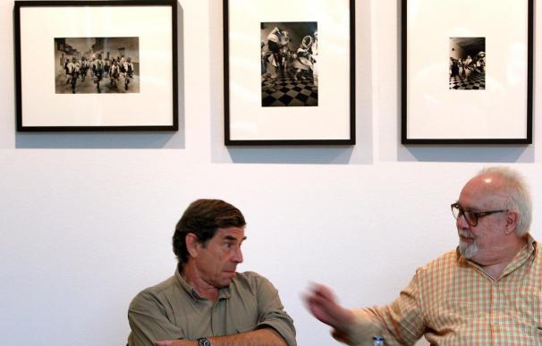 Una exposición rescata del olvido la fotografía de Cristóbal Hara y Rafael Sanz