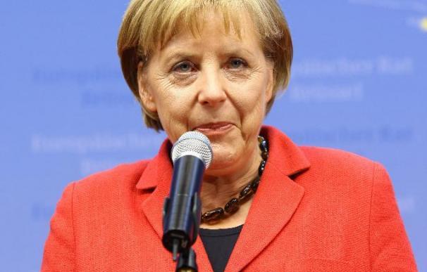 Merkel dice que lo importante es que el nuevo gobierno afgano esté legitimado