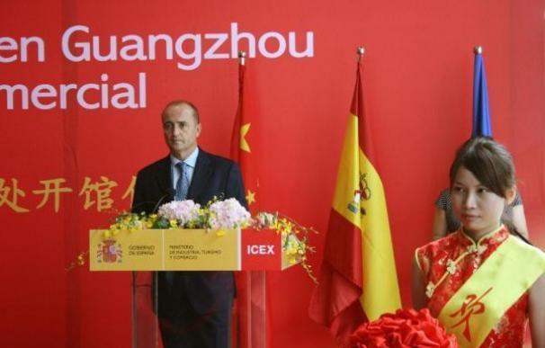 España quiere recortar en 2009 un tercio de su déficit comercial con China