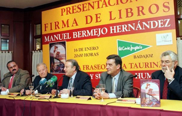 Fallece Manuel Bermejo, ex presidente de la Junta Regional de Extremadura