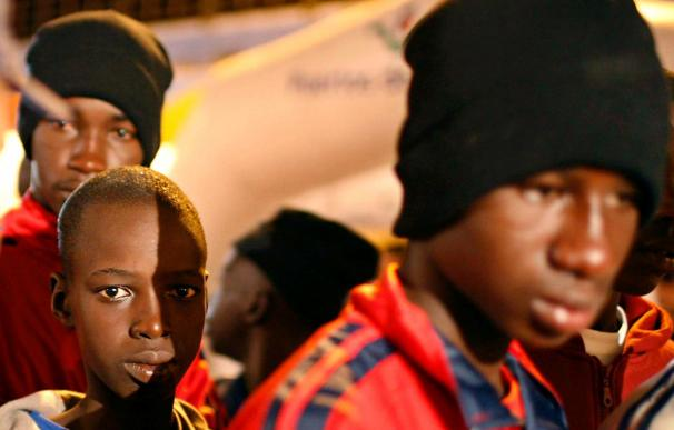 UNICEF exige tratar como niños y no como emigrantes a los menores extranjeros