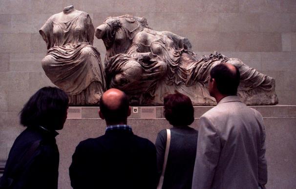 El alcalde de Londres pide a los banqueros que donen sus primas para el arte