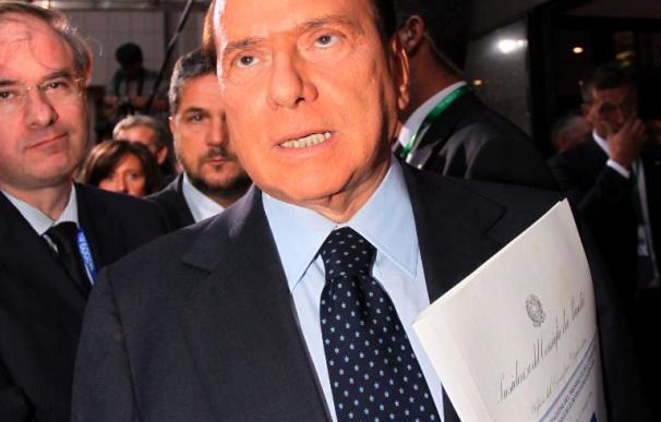 """Berlusconi se atribuye el """"gol"""" del acercamiento entre Rusia y Estados Unidos"""