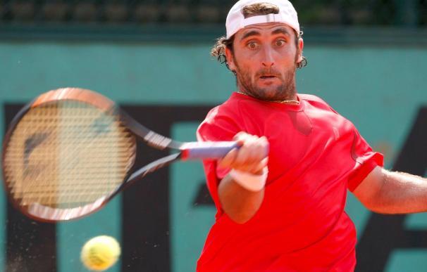 Santiago Ventura avanza a segunda ronda en el torneo de Bucarest