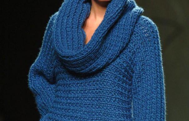 Espinosa anima a los diseñadores de moda a usar lana por su calidad y arraigo