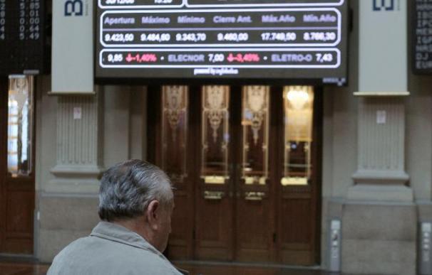 La Bolsa española abre al alza y el Ibex sube el 0,47 por ciento
