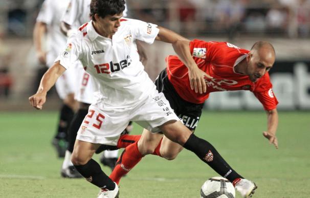 2-0. El Sevilla encadena un tercer triunfo consecutivo ante un Mallorca inocuo