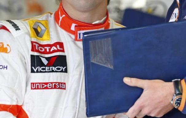 """Alonso: """"Somos lo suficientemente competitivos para estar cerca del podio"""""""