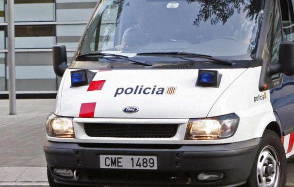 Hallan el cadáver descuartizado de una mujer en la Gran Vía de Barcelona