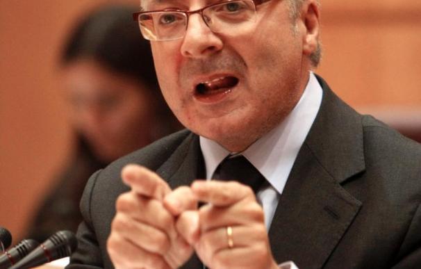 """Blanco dice que en el presupuesto de 2010 se """"acelerará"""" la construcción del AVE"""