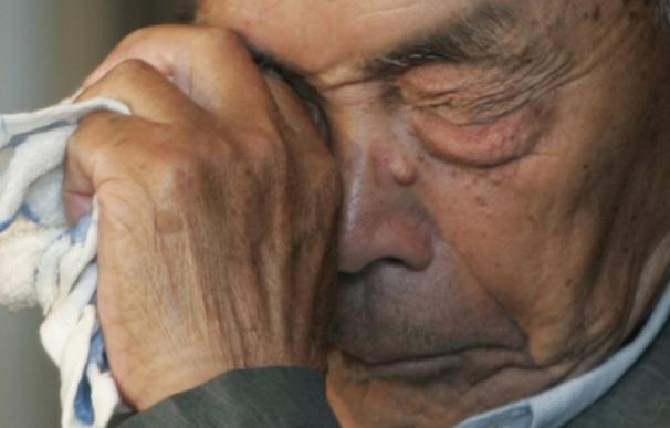 Sakae Menda, un condenado a muerte declarado inocente después de pasar 34 años en prisión.