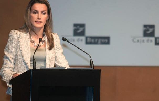 La Princesa de Asturias recibe a representantes de afectados por enfermedades raras