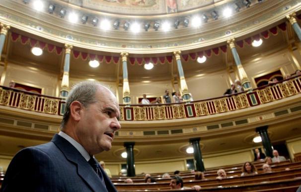 El Congreso recibe hoy la propuesta de reforma del Estatuto de Extremadura
