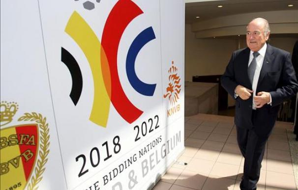Blatter le ve un gran atractivo a la candidatura de Río