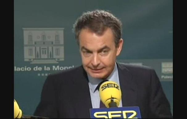 """Zapatero: """"No creo que la crisis deba traducirse en pérdida de derechos para los trabajadores"""""""