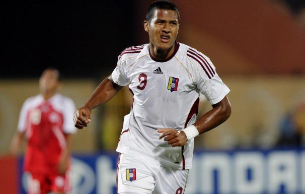 0-8. Venezuela iguala la goleada de España contra Tahití