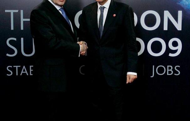 Zapatero expondrá hoy a Brown los ejes de la Presidencia española de la UE
