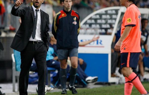 El Barcelona-Dynamo de Kiev por La 1 de TVE