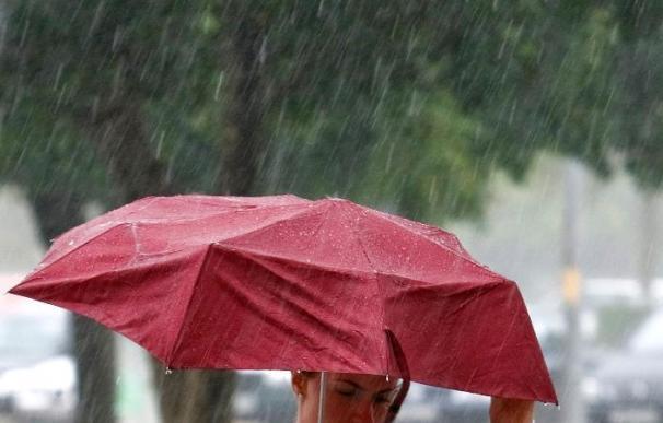 La Comunidad Valenciana, en alerta roja a causa de las fuertes lluvias