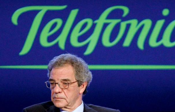 Telefónica elevará al 8,4 por ciento su participación en China Unicom tras la salida de SKT