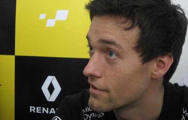 El inglés Jolyon Palmer seguirá como piloto de Renault en 2017
