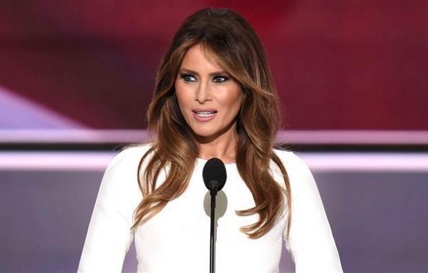 Se acabó la era Michelle Obama, llegó el momento de Melania Trump