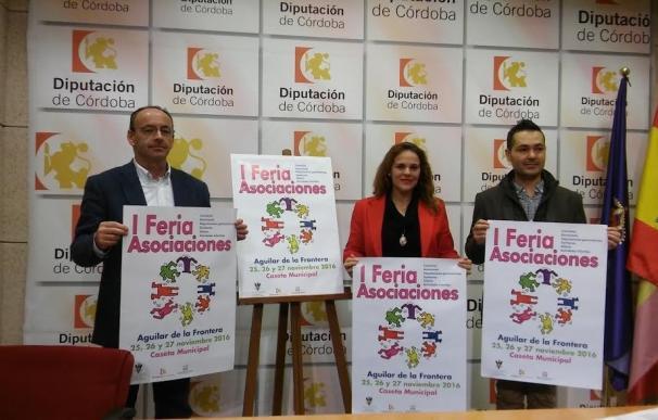 Aguilar de la Frontera prepara su I Feria de Asociaciones para promover las relaciones vecinales