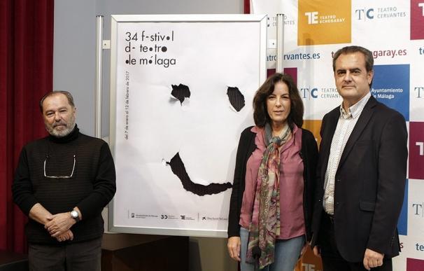 El Festival de Teatro de Málaga ofrecerá 48 obras en los espacios municipales de la ciudad