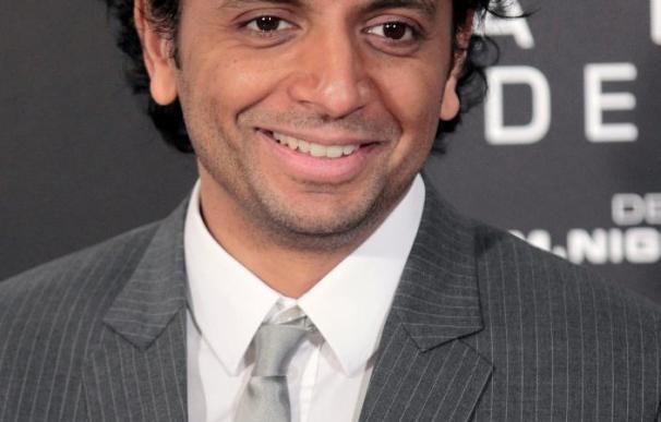 El realizador indio M.Night Shyamalan asegura que su mujer le dice que no tiene amigos
