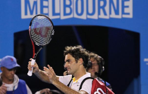 Federer pide esperar seis meses antes de hablar de su relevo o el de Nadal