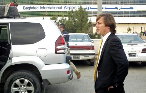 El juez Pedraz llega a Bagdad para investigar la muerte del cámara José Couso