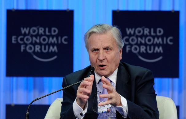 Trichet apoya al euro y considera que ha dado lo que se le pidió