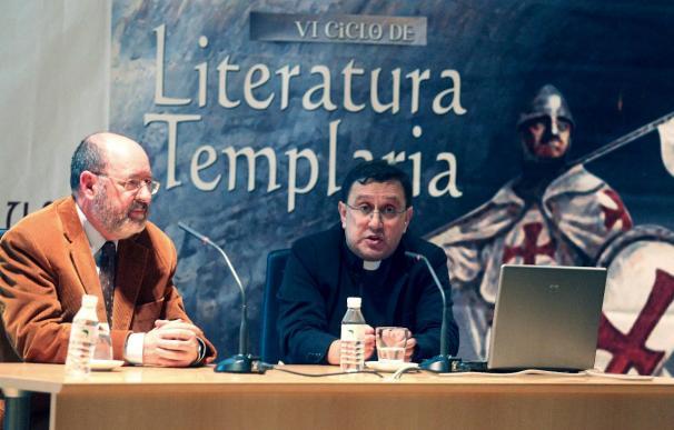 Un experto valora la obra de San Bernardo como impulsora de la Orden del Temple