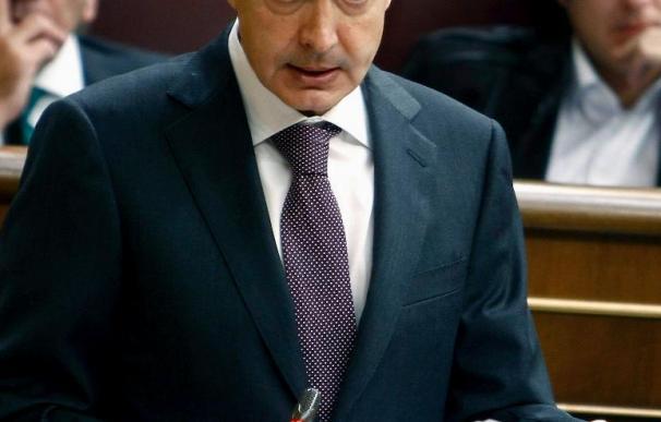 Zapatero liga la prosperidad económica al desarrollo del Estado autonómico