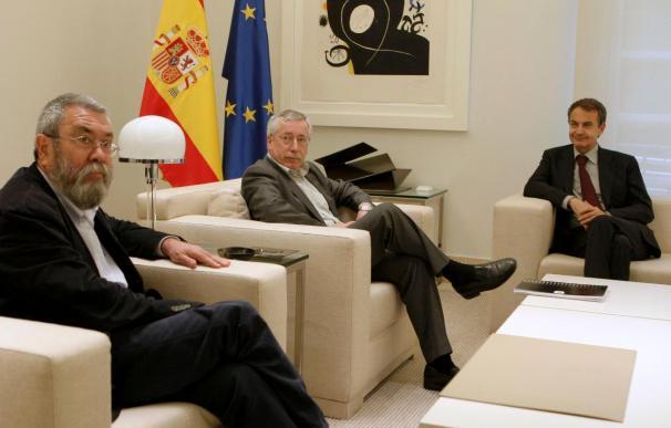 Trabajo anuncia un principio de acuerdo sobre la reforma de las pensiones