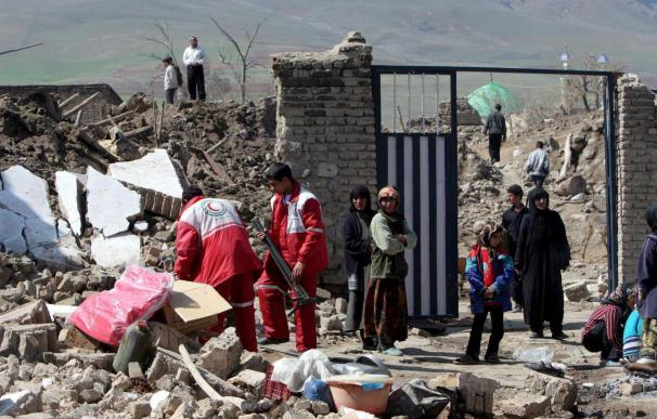 Tres fuertes seísmos sacuden el sur de Irán, pero no se ha informado de víctimas