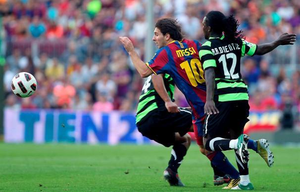 El Hércules dejó al Barcelona sin Liga tras ganar en el último precedente